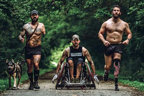 oscar mike noah curriers mission  empower injured