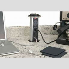 Popup Power Outlet  Jlc Online  Countertops, Electrical