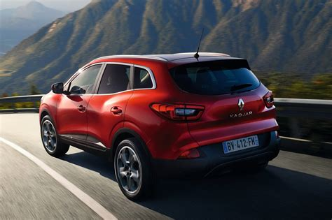 renault kadjar all new renault kadjar suv officially revealed 40 pics