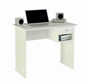 Schreibtisch 90 Cm : meka block k 9453b schreibtisch 1 schublade 90 cm breit farbe wei com forafrica ~ Whattoseeinmadrid.com Haus und Dekorationen