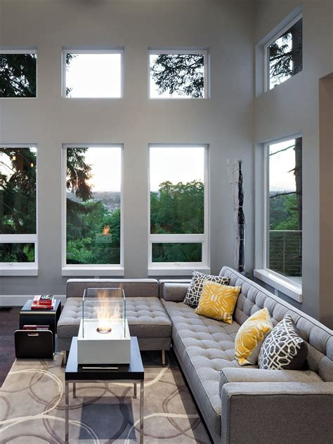 modern contemporary living room ideas photos hgtv
