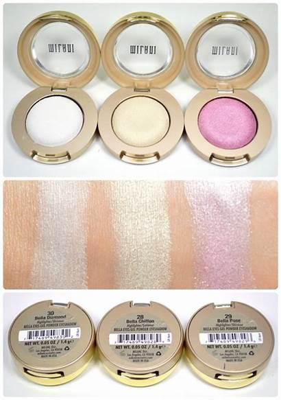 Milani Eyes Dupes Maquillaje Bella Powder Gel