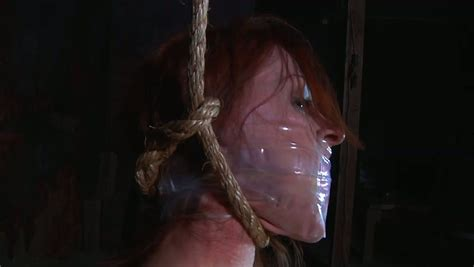 Juggy Redhaired Mom Gets Her Body Tied And Her Mouth Taped In Bdsm Sex Scene