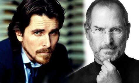 Christian Bale Refused Play The Role Steve Jobs