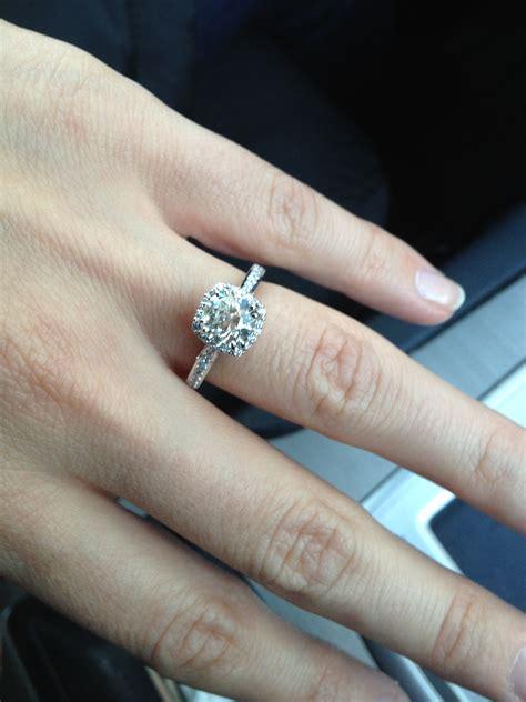 story   left hand ring finger