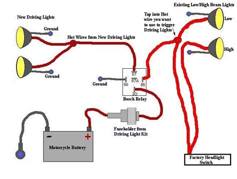 Rover Fog Light Wiring Diagram by Fog Light Wiring Tacoma World