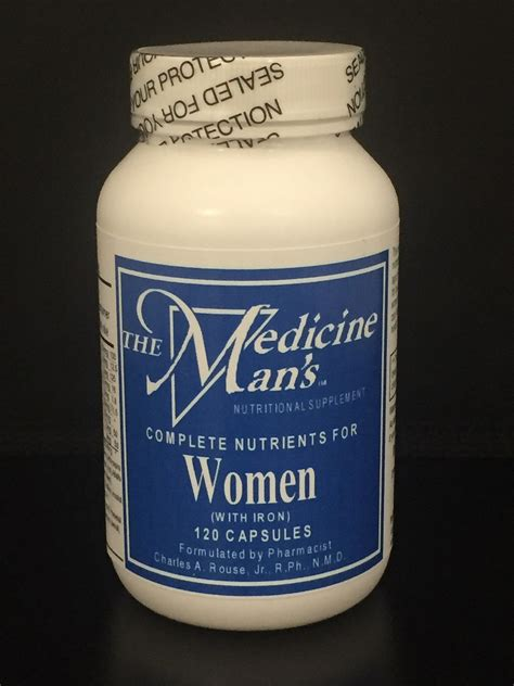 Complete Nutrients For Women Under 50