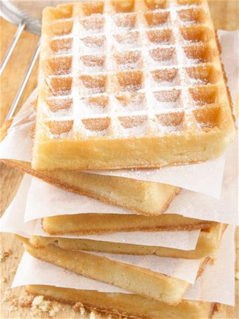 marmiton recette cuisine food inspiration gaufres faciles et légères recette de