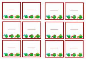 Ninja Turtle Free Printable Tags