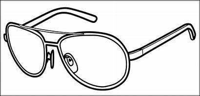Coloring Sunglasses Pages Woman Trendy Adults