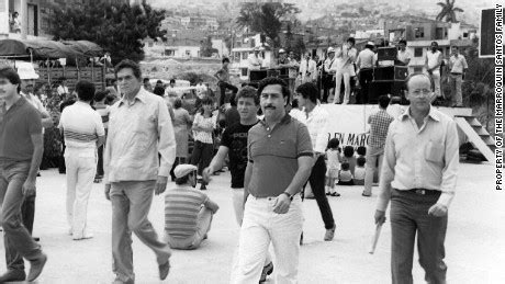 Pablo Escobar Ruthless Drug Lord Or Loving Father? Cnncom