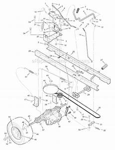 Murray 385002x108b Parts List And Diagram