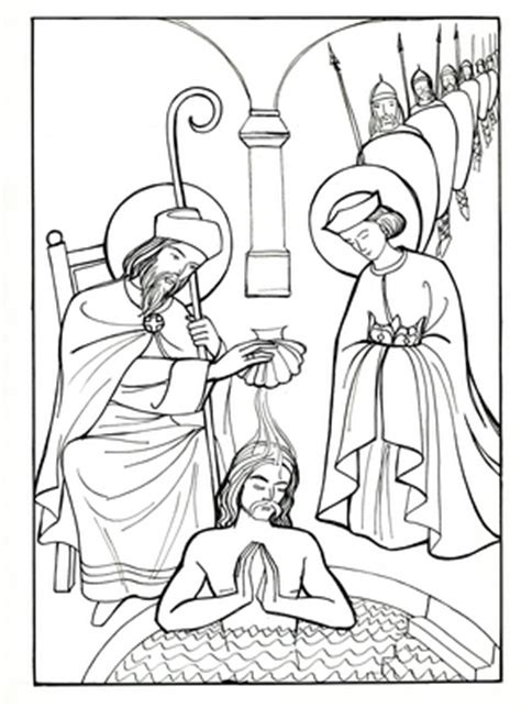 saint remi baptise clovis transmettre