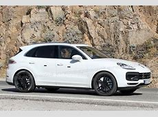 New 2017 Porsche Cayenne what to expect CAR Magazine
