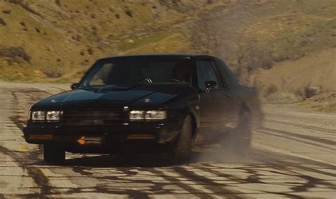 Fast And Furious Buick by Car Collection 1987 Buick Grand National Gnx Fast