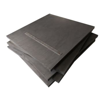 customized electrode high pure conductive high performance carbon graphite plategraphite sheet