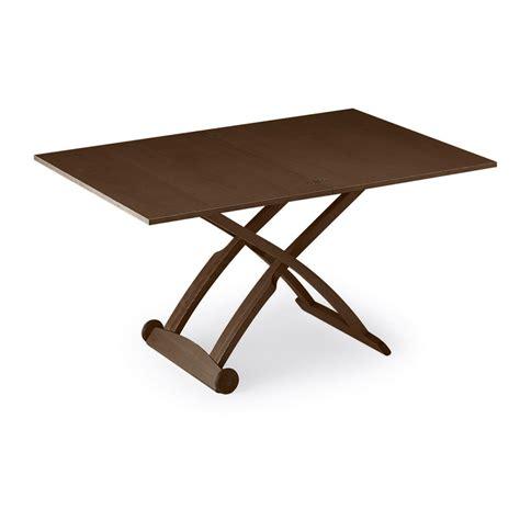 canapé transformable en lit table basse relevable mascotte meubles et atmosphère