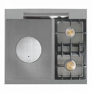 Plaque 2 Feux Gaz : piano de cuisson lacanche cormatin modern 1 four gaz ~ Dailycaller-alerts.com Idées de Décoration