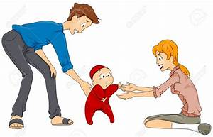Baby Learning To Walk Clipart   www.imgkid.com - The Image ...