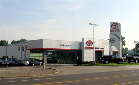 Toyota Dealers Grand Rapids