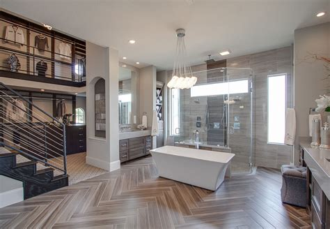 two level kitchen island designs is this the prettiest model home in america houstonia
