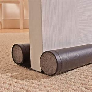 Double Sided Floor Door Heat Cold Dust Draught Excluder | eBay