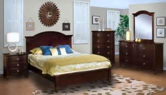 8 Milan Bedroom Set Espresso by Espresso Panel Bedroom Set From New Classics 00