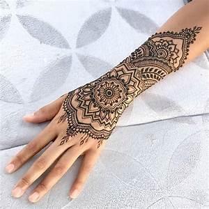 24 Henna Tattoos by Rachel Goldman You Must See | Hennas ...