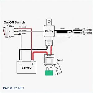 2 Way Rocker Switch Wiring Diagram