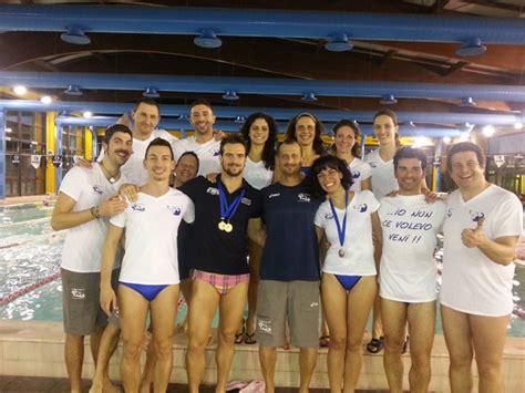 Atleti Per Caso by Lariano La Squadra Di Nuoto Master Asd Atleti Per Caso