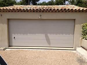 Porte De Garage Tubauto : porte de garage sectionnelle plafond tubauto install e ~ Melissatoandfro.com Idées de Décoration
