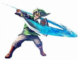 The Legend of Zelda: Skyward Sword - Artwork