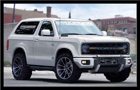 bronco prototype pin by newest cars on cars release date pinterest ford