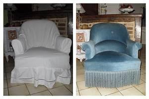 Housse De Fauteuil : housse de fauteuil bonheurs pastels ~ Teatrodelosmanantiales.com Idées de Décoration