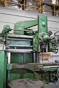 Used Vertical Turning Lathe Machine Bertram 40 For Sale