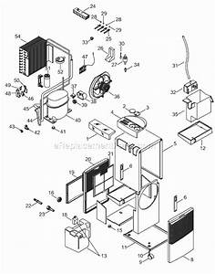 Delonghi Dh40p Parts List And Diagram   Ereplacementparts Com