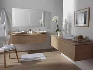 parquet salle de bains stratifie en 24 photos inspirantes With parquet blanc salle de bain