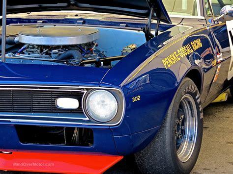 american racing cars at laguna seca mind over motor