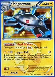 Magnezone #46/135 -- Plasma Storm Pokemon Card Review ...