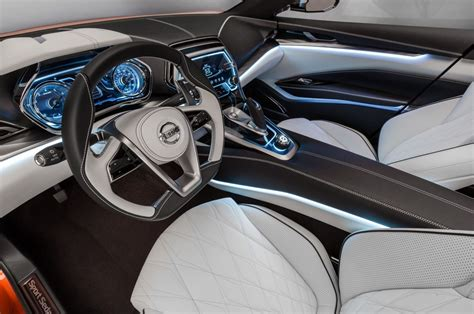 nissan maxima review price interior release date