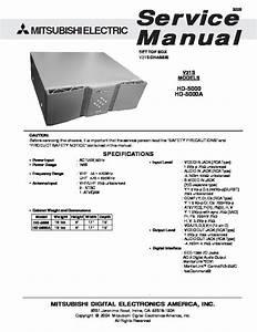 Mitsubishi  U2013 Diagramasde Com  U2013 Diagramas Electronicos Y