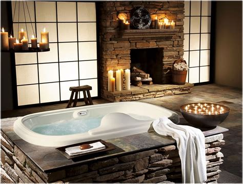 Spa Bathrooms : Spa Style Bathroom Designs For Your Inspiration