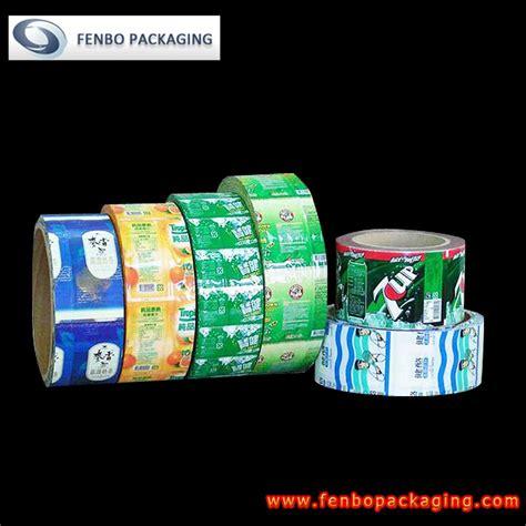 bottle shrink sleeve manufacturers drink packaging