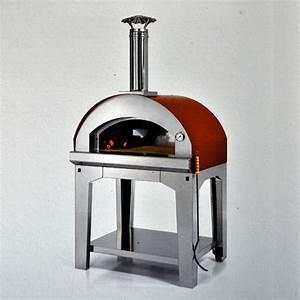 Pizzaofen margherita 80x60 der mobile pizzaofen fur for Französischer balkon mit pizzaofen garten ebay