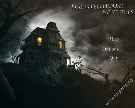 haunted house mysteries   full games