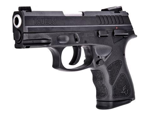 taurus  compact mm pistol   mags  thc