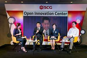 """SCG launches """"Open Innovation Center"""" in Thailand Science ..."""