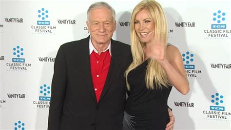 Who is Hugh Hefner's wife? Playboy founder's 30-year-old ...