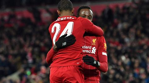 Liverpool vs Arsenal, EFL Carabao Cup, result, scores ...