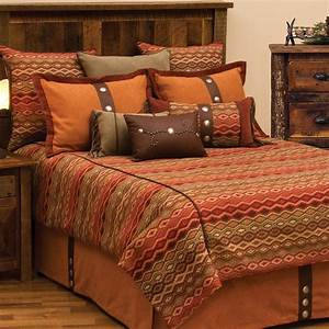 Western, Bedding, Full, Size, Marquise, Deluxe, Bed, Set